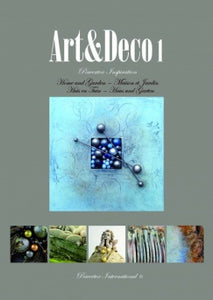 Art & Deco Book by Powertex International with step by step instructions.