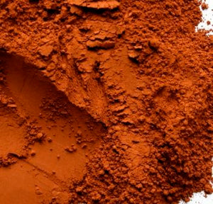 Powertexcreations -  Powder color pigment Burnt Sienna
