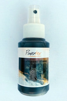 Powertexcreations - Bister Black in spray bottle