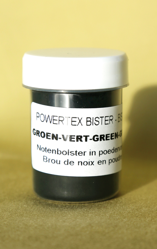 Powertexcreations - Bister Powder Green