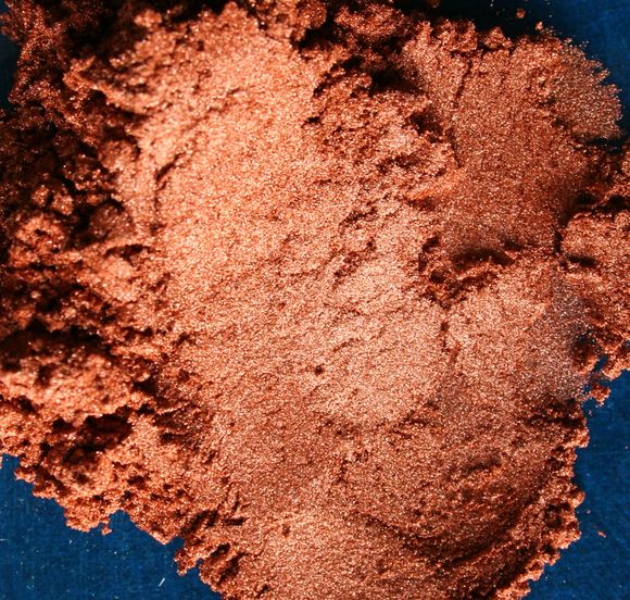 Powertexcreations -  Metalic color pigment Copper