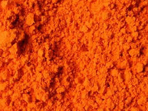 Powertexcreations -  Powder color pigment Orange
