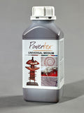 Powertex  Bronze 500gr - textile hardener - distributed in the United States by Powertexcreations