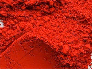 Powertexcreations -  Powder color pigment Red