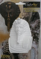 "Plaster Tutankhamen torso 3 1/2"" - for sale"
