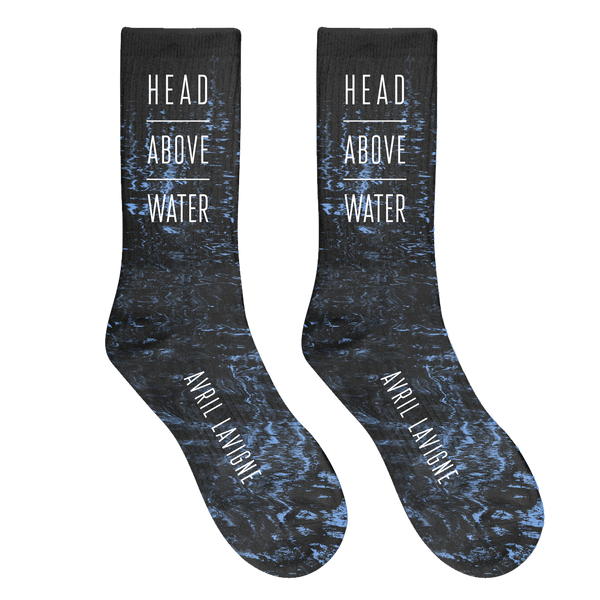Head Above Water Socks