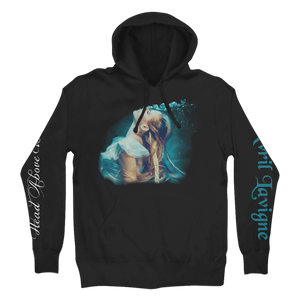 Head Above Water Pullover Hooded Sweatshirt