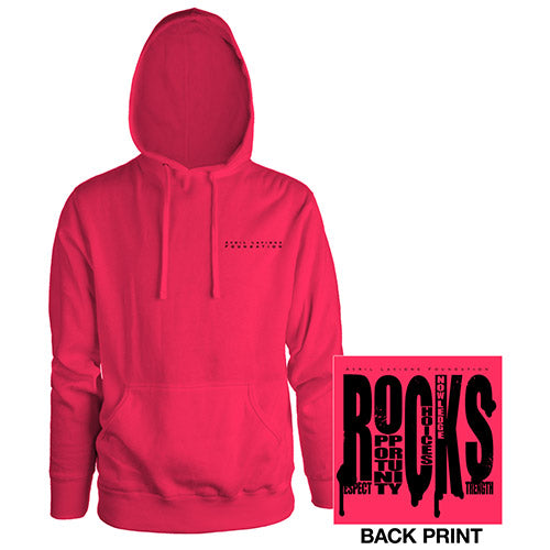 R.O.C.K.S Pullover Hooded Sweatshirt - Avril Lavigne