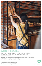 Load image into Gallery viewer, Write the World Competition Posters 2018-19
