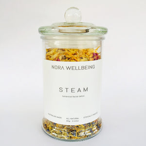 Facial Steam, Facial Detox, ,Botanical  Facial , floral water, floral detox
