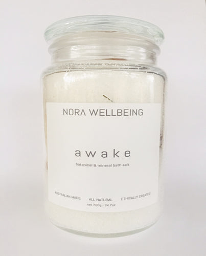 AWAKE - CALCITE BATH SALT 700G
