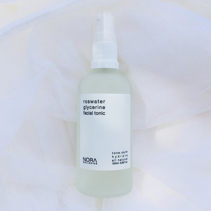 ROSEWATER | 100ml - SOOTHING HYDRATING TONIC -  *NEW*