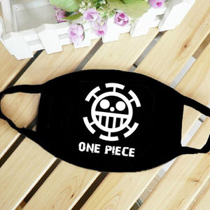 One Piece Anime Expression Masks