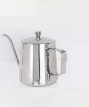 Barista Style: pour over kettle, metal lid