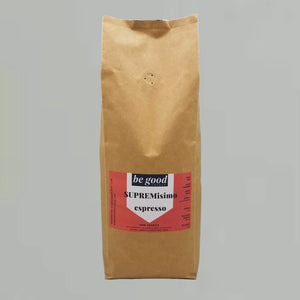 SUPREMisimo - Italian Style Coffee blend