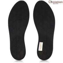 Stop Foot and Shoe Odour Naturally. Cinnamon Insoles