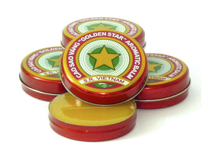 Golden Star Balm - Essential Oil Aromatic