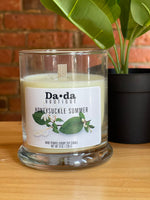 Honeysuckle Summer Candle