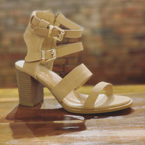 Spencer Sandal Block Heels