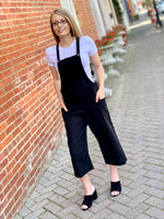 Milly Overall Jumpsuit