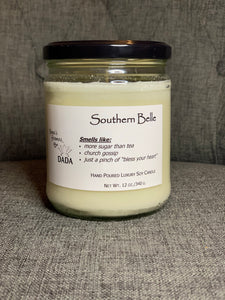 Southern Belle Candle, 12oz
