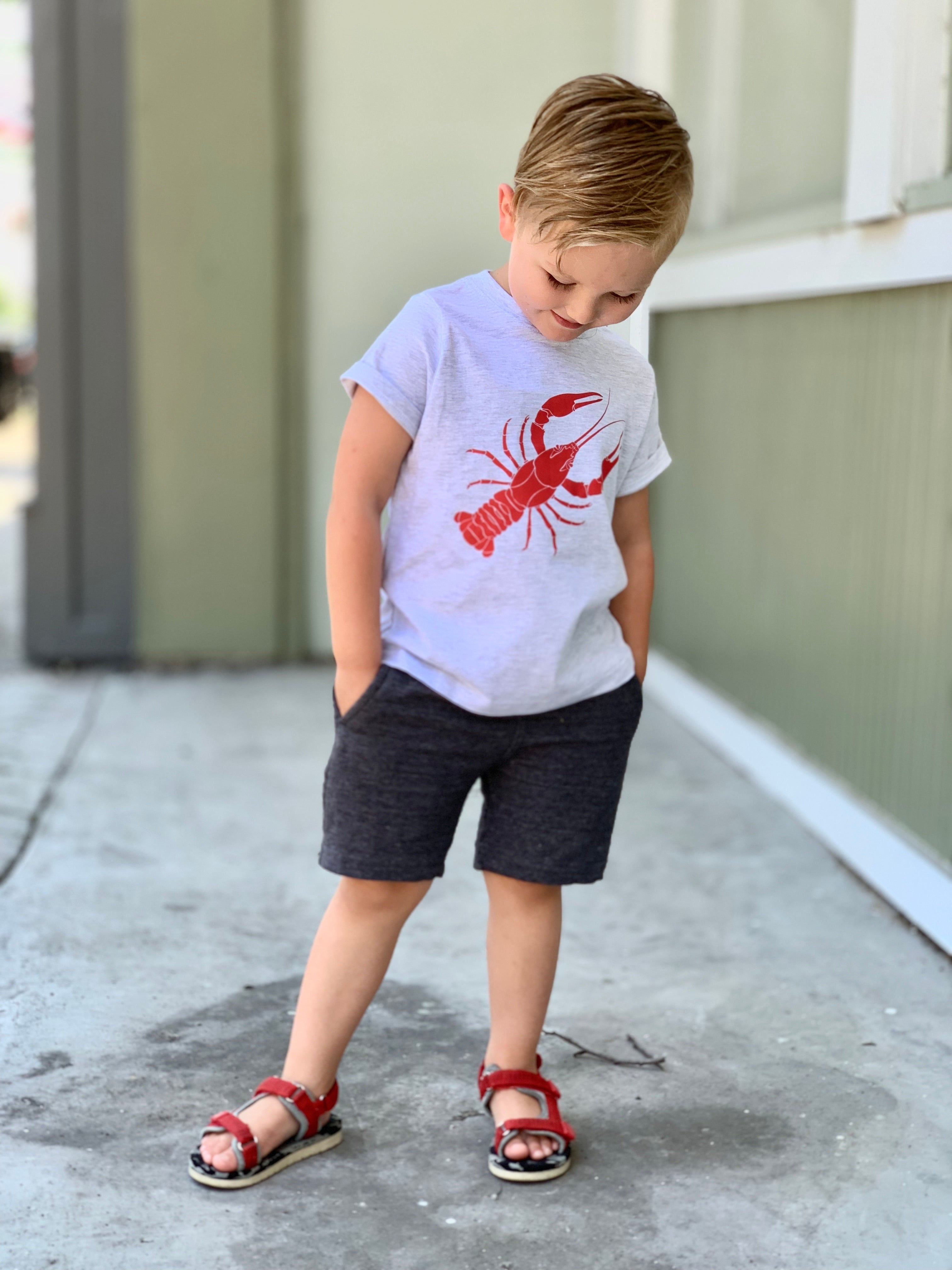James Lobster Tee