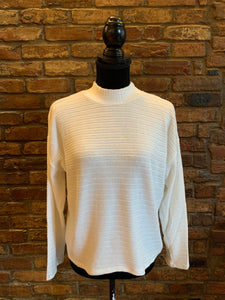 Maeve Cozy Top, Ivory