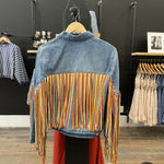 Madison Fringe Jacket