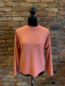 Maeve Cozy Top, Ter. Rose