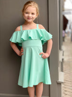 Gianna Mint Dress