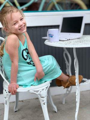 Ziva 'Girl Boss' Dress