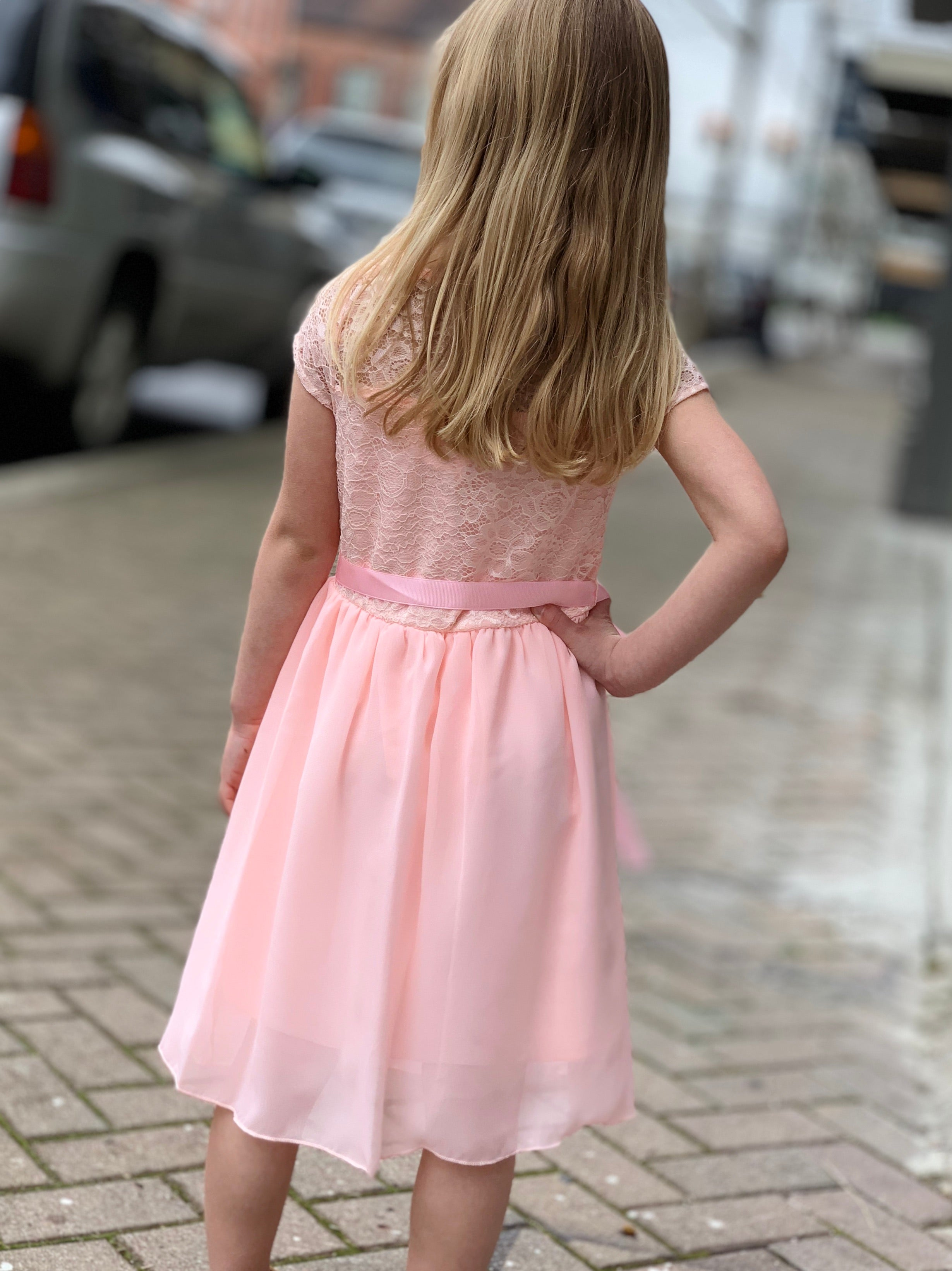 Harper Princess Dress