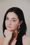LENORE GOLD DROP EARRING