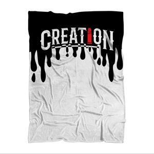 Creation Blanket - GOOD MAN Street Wear