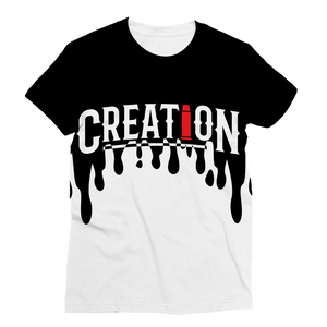 Creation Women's T-Shirt - GOOD MAN Street Wear