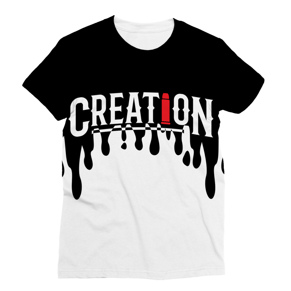 Creation Women's T-Shirt shirt - Good Man