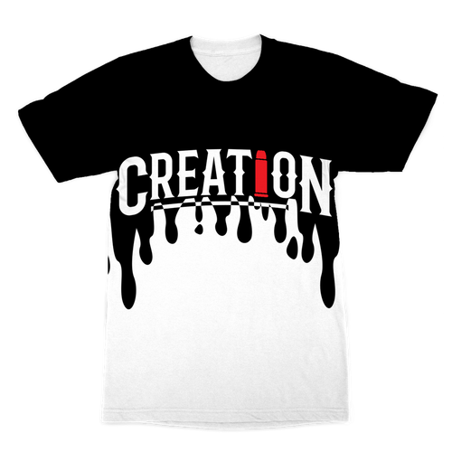 Creation T-Shirt - GOOD MAN Street Wear