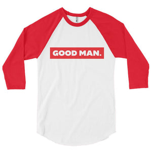 GOOD MAN. baseball shirt shirt - Good Man