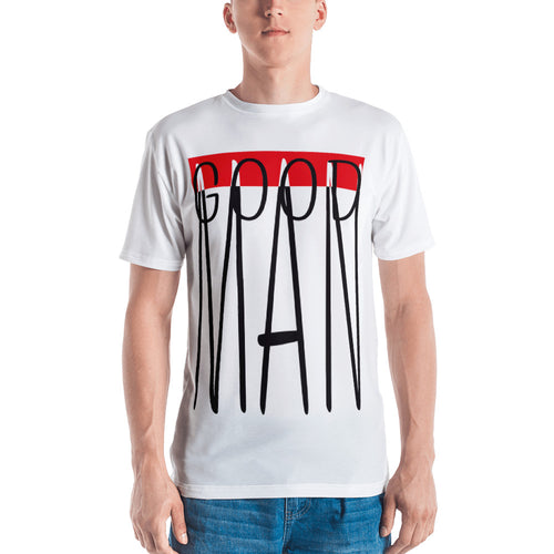 GDMN - Stressed-Out Tee - GOOD MAN Street Wear