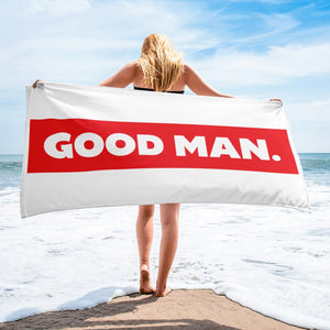 Towel Home - Good Man