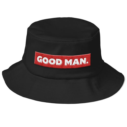 GOOD MAN. Bucket Hat hat - Good Man