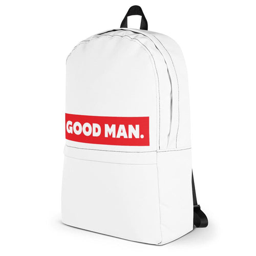 GOOD MAN. Backpack - GOOD MAN Street Wear
