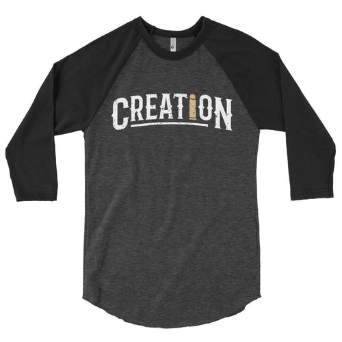 Creation Baseball Shirt - GOOD MAN Street Wear