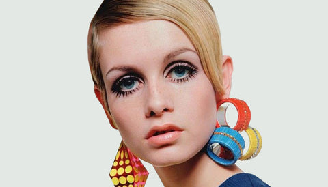 twiggy eye look