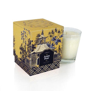 Asian Pear Jardins du Seda France Boxed Candle