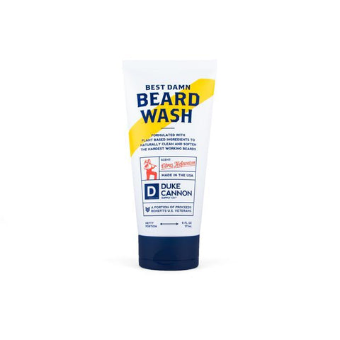 Best Damn Beard Wash, 6 Oz. - Boyd's Madison Avenue