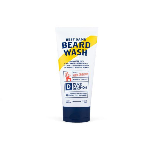 Best Damn Beard Wash, 6 Oz.