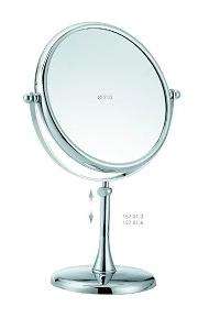 Janeke Double Sided Vanity Mirror With 3X Magnification