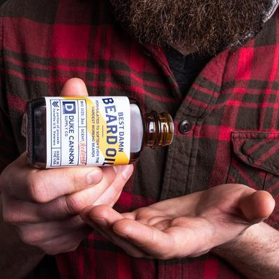 Best Damn Beard Oil, 3 Oz.