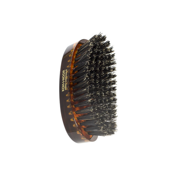 Koh-I-Noor Jaspe Military Boar Bristle Brush,   (Large K296, Medium K299)